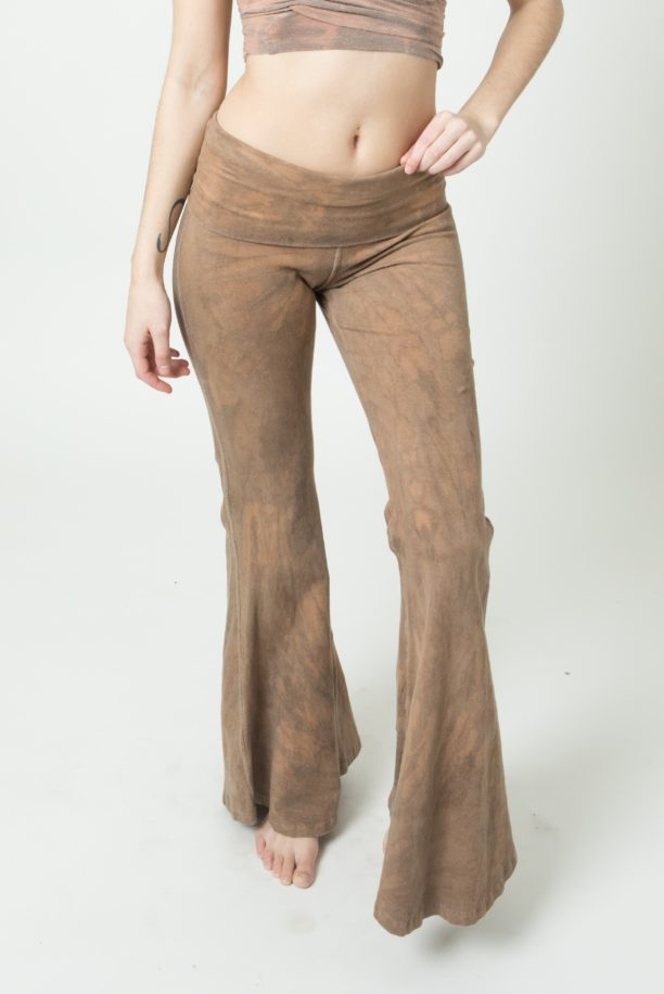 OOAK Rust Belle Bottoms Front